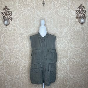 Faded Glory Cargo/Safari Vest